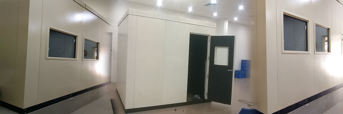 Acoustic Test Chamber Manufacturers