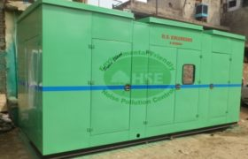 Generator Canopy manufacturers in India