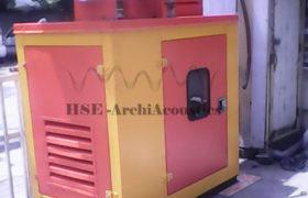 Generator soundproofing